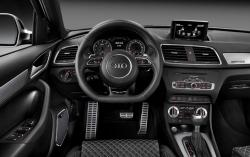 Audi Q3 2013 interior