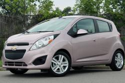 Chevy Spark left side