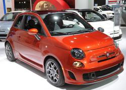 Fiat 500 Cattiva Concept 2013