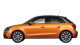 Audi A1 Sportback / Hatchback / 5 doors / 2012-2012 / Left view