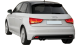 Audi A1 Sportback / Hatchback / 5 doors / 2012-2012 / Back-left view