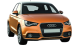 Audi A1 Sportback / Hatchback / 5 doors / 2012-2012 / Front-right view