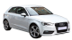Audi A3 / Hatchback / 3 doors / 2012-2012 / Front-right view