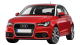 Audi A1 / Hatchback / 3 doors / 2010-2012 / Front-left view