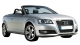 Audi A3 Cabriolet / Convertible / 2 doors / 2008-2013 / Front-right view