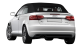 Audi A3 Cabriolet / Convertible / 2 doors / 2008-2013 / Back-left view