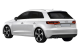 Audi A3 Sportback / Hatchback / 5 doors / 2004-2013 / Back-left view