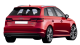 Audi A3 Sportback / Hatchback / 5 doors / 2004-2013 / Back-right view