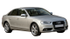Audi A4 / Sedan / 4 doors / 2012-2012 / Front-right view