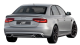 Audi A4 / Sedan / 4 doors / 2012-2012 / Back-right view