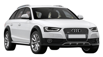 Audi A4 Allroad / Wagon / 5 doors / 2009-2012 / Front-right view