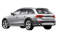 Audi A4 Allroad / Wagon / 5 doors / 2009-2012 / Back-left view