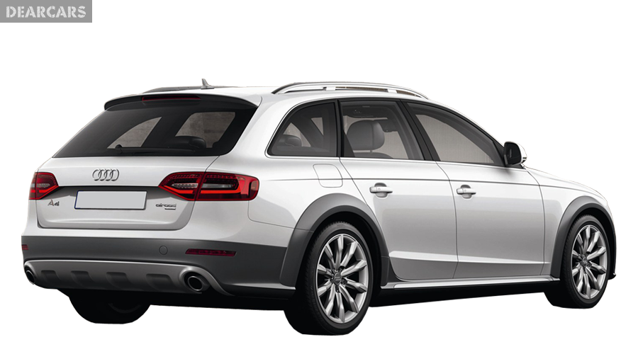 AUDI A4 Allroad • quattro 2.0 TDI • Wagon • 5 doors • 177 ...
