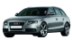 Audi A4 Avant / Wagon / 5 doors / 2008-2012 / Front-left view