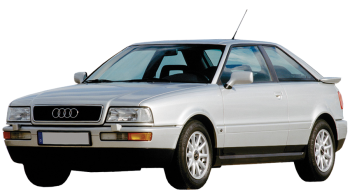 Audi Coupe / Coupe / 3 doors / 1980-1996 / Front-left view