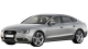 Audi A5 Sportback / Hatchback / 5 doors / 2009-2013 / Front-left view