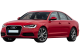 Audi A6 / Sedan / 4 doors / 2011-2013 / Front-left view