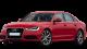 Audi A6 / Sedan / 4 doors / 2011-2013 / Front-left view