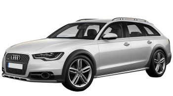 Audi A6 Allroad / Wagon / 5 doors / 2010-2013 / Front-left view