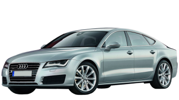 Audi A7 Sportback / Hatchback / 5 doors / 2010-2013 / Front-left view