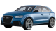 Audi Q3 / SUV & Crossover / 5 doors / 2011-2013 / Front-left view
