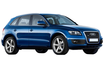 Audi Q5 / SUV & Crossover / 5 doors / 2008-2013 / Front-right view