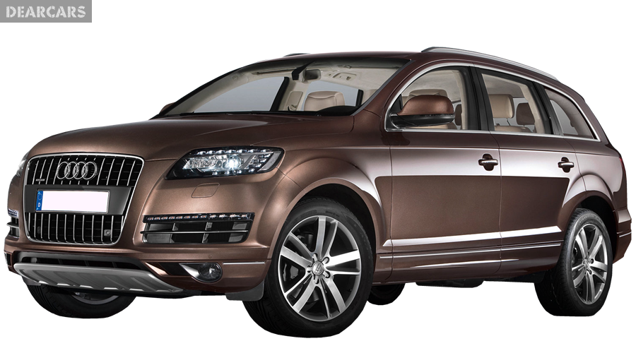 audi q7 4 2 tdi quattro pro line s suv crossover 5. Black Bedroom Furniture Sets. Home Design Ideas