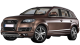 Audi Q7 / SUV & Crossover / 5 doors / 2006-2013 / Front-left view