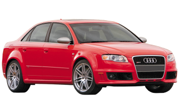Audi RS4 / Sedan / 4 doors / 2005-2007 / Front-right view