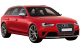 Audi RS4 Avant / Wagon / 5 doors / 2012-2013 / Front-right view