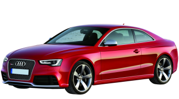 Audi RS5 Coupe / Coupe / 2 doors / 2010-2013 / Front-left view