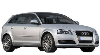 Audi S3 Sportback / Hatchback / 5 doors / 2008-2013 / Front-right view