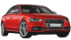 Audi S4 / Sedan / 4 doors / 2009-2013 / Front-right view