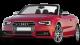 Audi S5 Cabriolet / Convertible / 2 doors / 2009-2013 / Front-left view