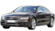 Audi S7 Sportback / Hatchback / 5 doors / 2012-2013 / Front-left view