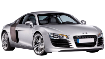 Audi R8 / Coupe / 2 doors / 2007-2013 / Front-right view