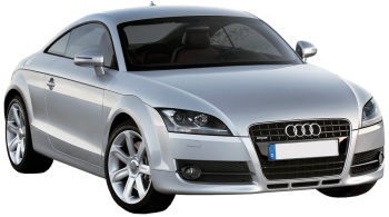 Audi TT Coupe / Coupe / 2 doors / 2006-2013 / Front-right view