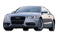 Audi A5 Coupe / Coupe / 2 doors / 2007-2013 / Front-left view