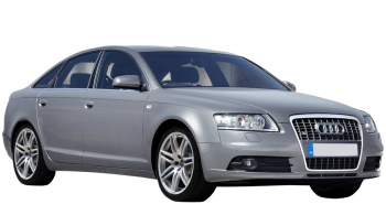 Audi A6 / Sedan / 4 doors / 2004-2011 / Front-right view