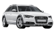 Audi A6 Allroad / Wagon / 5 doors / 2010-2013 / Front-right view