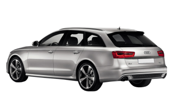 Audi A6 Avant / Wagon / 5 doors / 1994-2013 / Back-left view