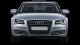 Audi A8 / Sedan / 4 doors / 1994-2013 / Front view