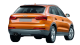 Audi Q3 / SUV & Crossover / 5 doors / 2011-2013 / Back-right view