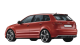 Audi RS3 Sportback / Hatchback / 5 doors / 2011-2013 / Back-left view
