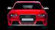 Audi RS4 / Sedan / 4 doors / 2005-2007 / Front view