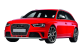 Audi RS4 Avant / Wagon / 5 doors / 2000-2013 / Front-left view