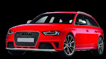 Audi RS4 Avant / Wagon / 5 doors / 2000-2013 / Front-left view