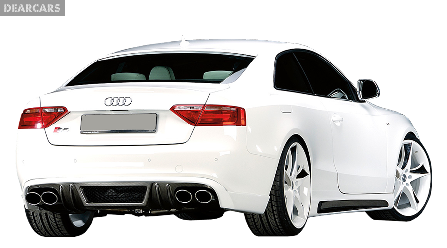 Audi Rs5 Coupe Modifications Packages Options