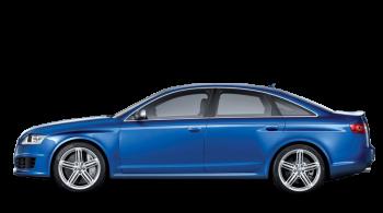 Audi RS6 / Sedan / 4 doors / 2002-2010 / Left view
