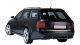 Audi RS6 Avant / Wagon / 5 doors / 2002-2010 / Back-left view